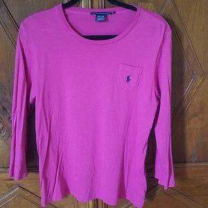 Ralph Lauren Sport Long Sleeve Tshirt